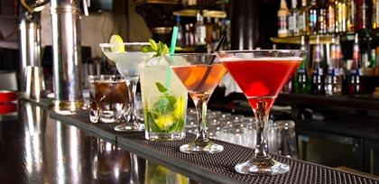 Bars und Kneipen